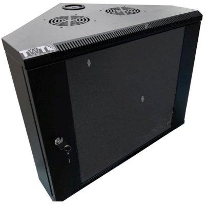 телекоммуникационный шкаф TWT TWT-CBWTG-6U-6x4-BK