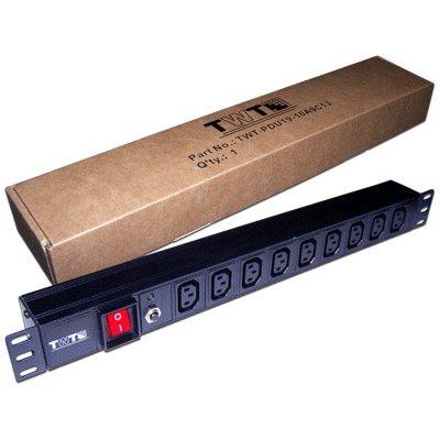 блок розеток TWT TWT-PDU19-10A9C3