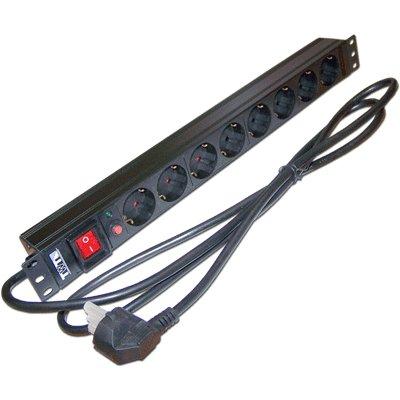 блок розеток TWT TWT-PDU19-16A8P-3.0