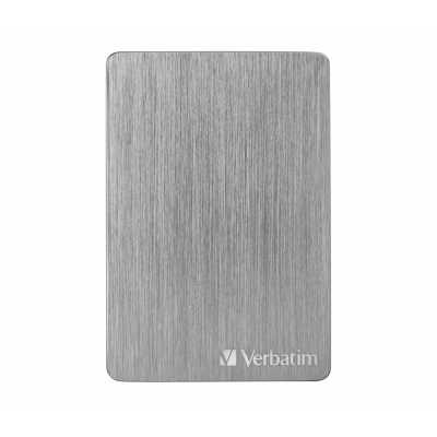 жесткий диск Verbatim Store 'n' Go ALU Slim 2Tb 053665
