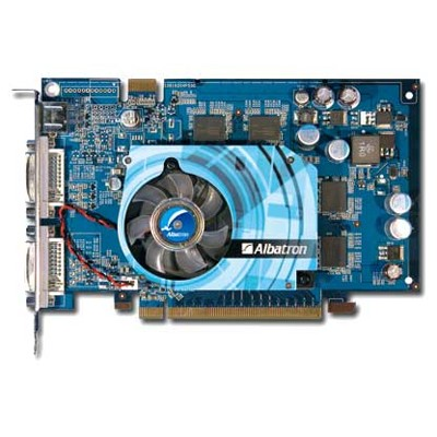 видеокарта PCI-Ex 256Mb Generic GeForce 7600 GT