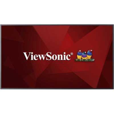 ЖК панель ViewSonic CDE5510