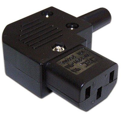 вилка Lanmaster LAN-IEC-320-C13-90