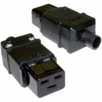 Вилка Lanmaster LAN-IEC-320-C19