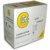 Витая пара Lanmaster LAN-5EUTP-OR