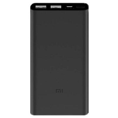 внешний аккумулятор Xiaomi Mi Power Bank 2S 10000 Black