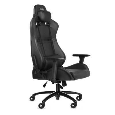 игровое кресло WARP Gr Black