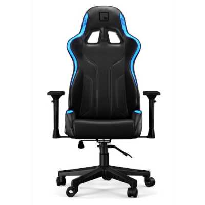 игровое кресло WARP Xn Max Black