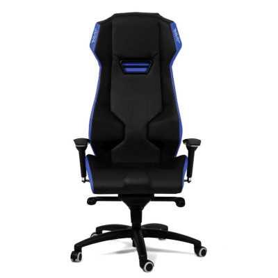 игровое кресло WARP Ze Black/Blue