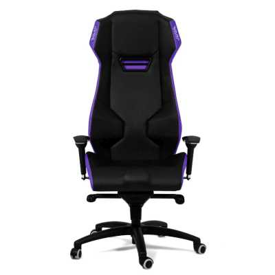 игровое кресло WARP Ze Black/Purple