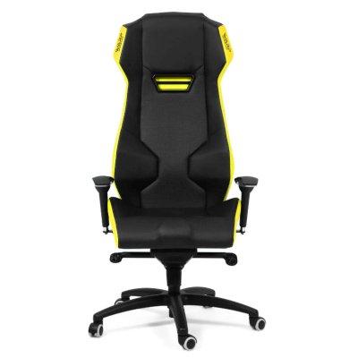 игровое кресло WARP Ze Black/Yellow