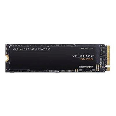SSD диск WD Black 500Gb WDS500G3X0C