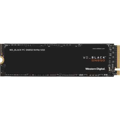 SSD диск WD Black SN850 1Tb WDS100T1X0E