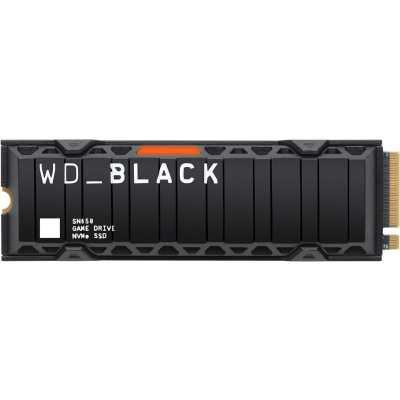 SSD диск WD Black SN850 2Tb WDS200T1XHE