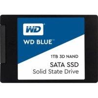 SSD диск WD Blue 1Tb WDS100T2B0A