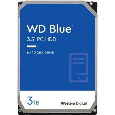 жесткий диск WD Blue 3Tb WD30EZAZ