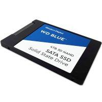SSD диск WD Blue 4Tb WDS400T2B0A