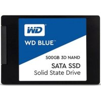 SSD диск WD Blue 500Gb WDS500G2B0A