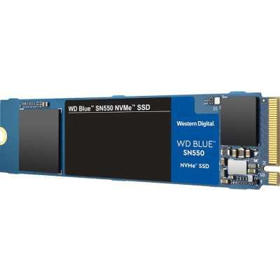 SSD диск WD Blue SN550 1Tb WDS100T2B0C