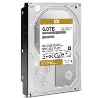 Жесткий диск WD Gold 6Tb WD6002FRYZ