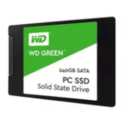 SSD диск WD Green 240Gb WDS240G2G0A