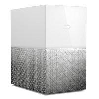 Сетевое хранилище WD My Cloud Home Duo WDBMUT0080JWT-EESN