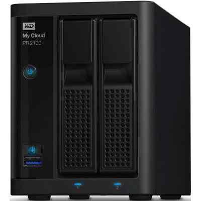 сетевое хранилище WD My Cloud WDBVND0160JBK-EEUE