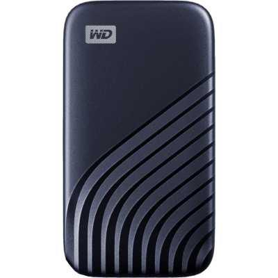 SSD диск WD My Passport 1Tb WDBAGF0010BBL-WESN