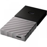 SSD диск WD My Passport 256Gb WDBKVX2560PSL-WESN