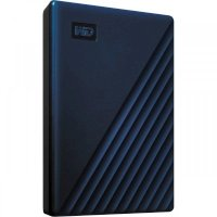 Жесткий диск WD My Passport for Mac 4Tb WDBA2F0040BBL-WESN