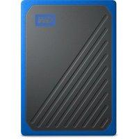 SSD диск WD My Passport Go 1Tb WDBMCG0010BBT-WESN