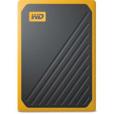 SSD диск WD My Passport Go 1Tb WDBMCG0010BYT-WESN