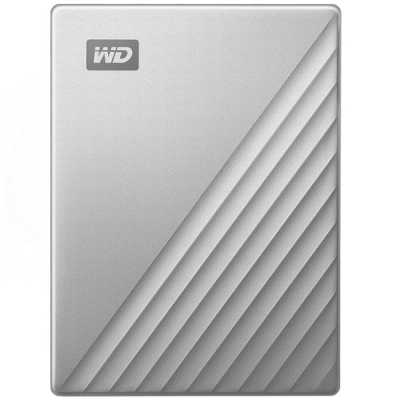 жесткий диск WD My Passport Ultra 4Tb WDBFTM0040BSL-WESN