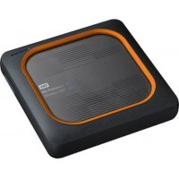 SSD диск WD My Passport Wireless 1Tb WDBAMJ0010BGY-RESN