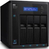 Сетевое хранилище WD Original WDBKWB0000NBK-EEUE