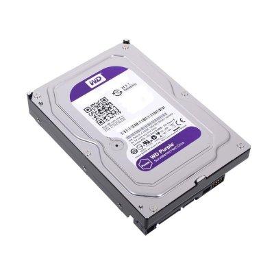 жесткий диск WD Purple 4Tb WD40PURZ