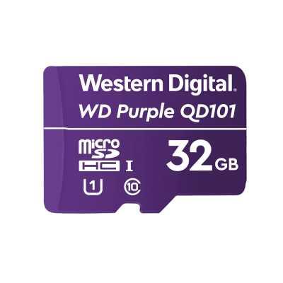 карта памяти WD Purple SC QD101 microSD WDD032G1P0C