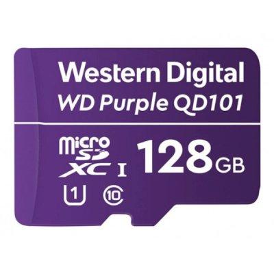 карта памяти WD Purple SC QD101 Ultra Endurance WDD128G1P0C