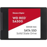 SSD диск WD Red 500Gb WDS500G1R0A