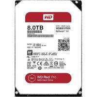 Жесткий диск WD Red Pro 8Tb WD8003FFBX