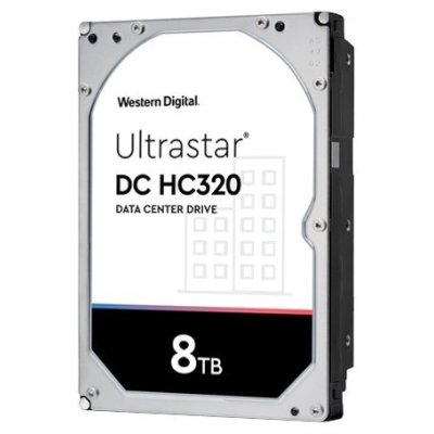 жесткий диск WD Ultrastar DC HC320 8Tb HUS728T8TALE6L4  0B36404