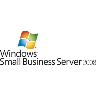 операционная система Microsoft Windows Small Business Server 2008 6UA-02652