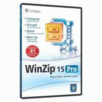 Программное обеспечение WinZip 15 Professional Single User DVD case WZ15PROMLDVDEU