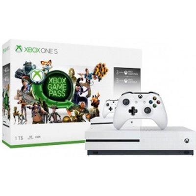 игровая приставка Xbox One S 234-00357