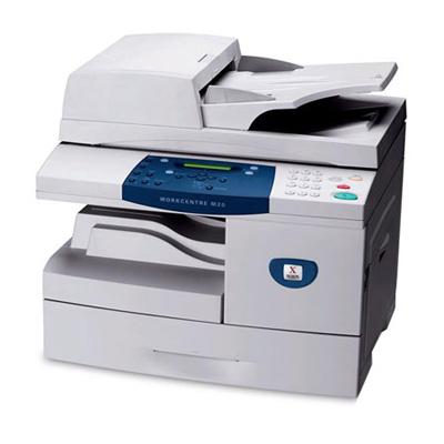 МФУ Xerox WorkCentre M20