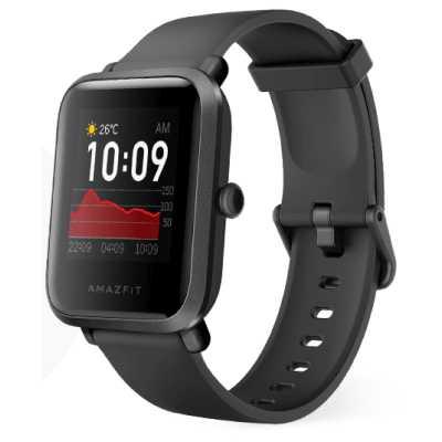 умные часы Xiaomi Amazfit Bip S Black