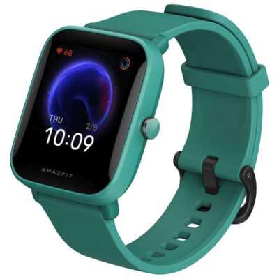 умные часы Xiaomi Amazfit Bip U Green