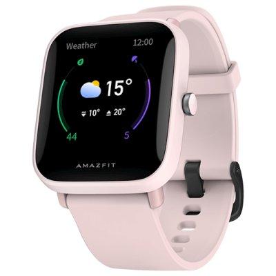 умные часы Xiaomi Amazfit Bip U Pink
