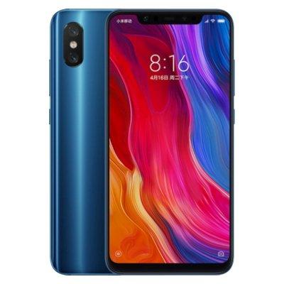 смартфон Xiaomi Mi 8 6-128GB Blue