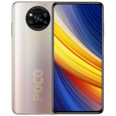 смартфон Xiaomi Poco X3 Pro 8/256GB Bronze